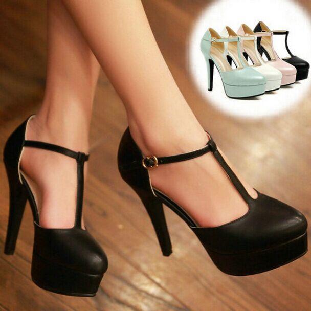 Aliexpress.com : Buy MoonMeek Size 34 43 Hot sale T strap women