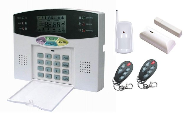 wireless home security system house alarm 32wireless 8wired lcd rh aliexpress com home alarm pdf home alarm manual