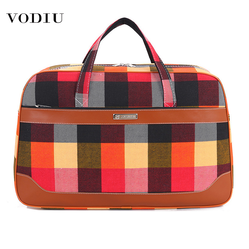 Fashion Large Capacity Luggage Bag For Man Women Weekend Overnight High Quality Large Travel Organizer Luggage Bags Packing Cube