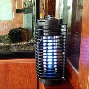 Image 5 - Super piège électrique, nouveau Super piège, répulsif anti moustiques, photocatalyseur, lampe de nuit avec prise US/ue LED
