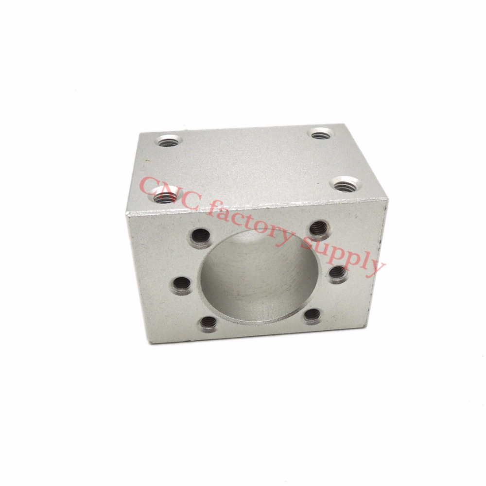 Free shipping 3pcs/lot SFU1204 aluminium alloy ballscrew nut housing mounting bracket inner diameter 22mm fit for cnc parts dhl ems 2 pcs f39 lr1 f39 lr1 1pcs new for om ron plc mounting bracket free shipping d1
