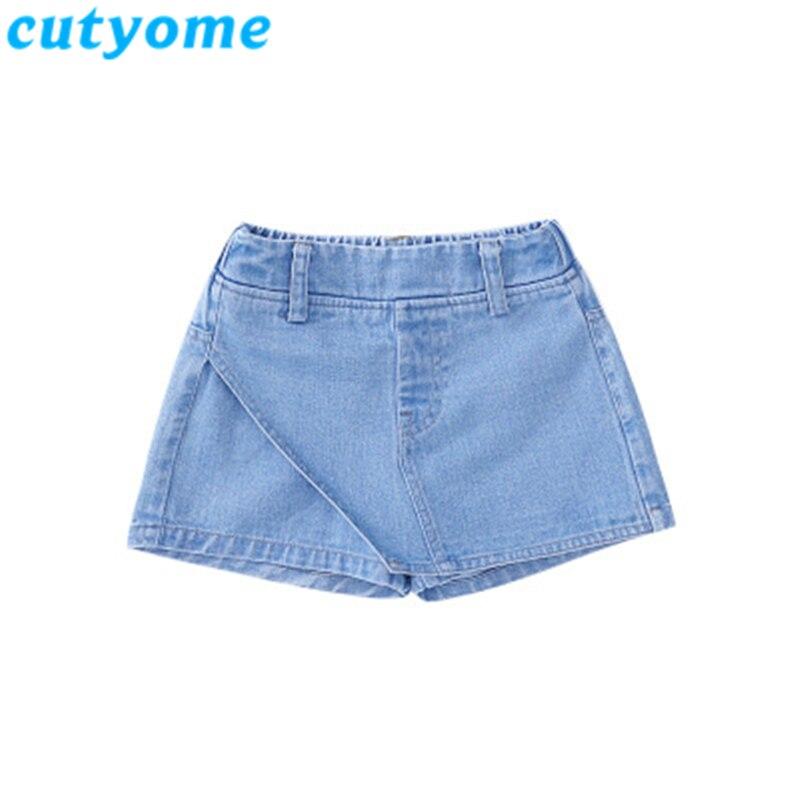 teenage girls faux skirt shorts07