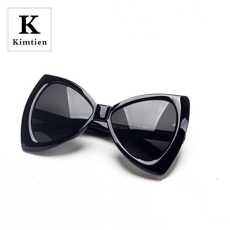 Sunglasses women cat eye Oculos kurt cobain Clout goggles Veithdia Eyewear Skull Frame Oculos de sol