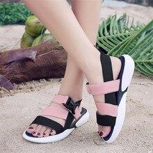 Shoes Women Summer Sandals Beach Flat Shoes
