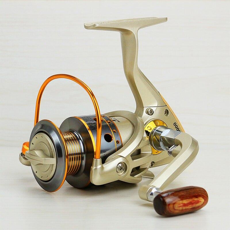 roda superior 12bb para a pesca de