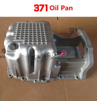 oil sump for 371 engine oil pan for chery new QQ/KIMO J1/M1 371 1009010