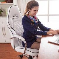 Restaurant Hotel Office Chair Rotation Senior White Collar Worker Stool European Style