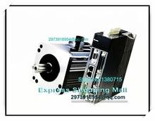 ECMA-J10604SS ASD-A2-0743-M Delta 400V 400W 1.27NM 3000r/min AC Servo Motor & Drive kits