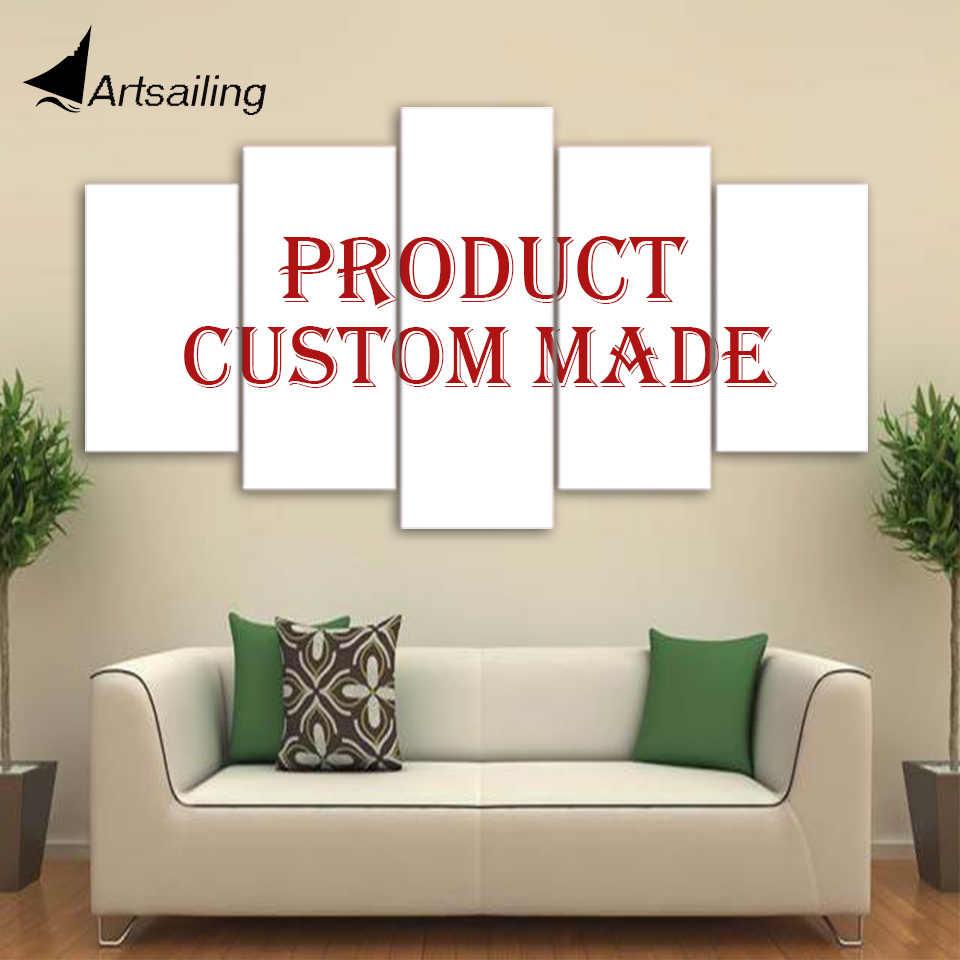 Custom Print Custom Schilderen Foto 'S Voor Woonkamer Aangepaste Schilderen Custom Print Op Canvas Artsailing Drop Verzending Niche