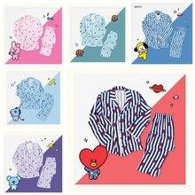 XINTOCH Chimmy Toys tata пижамы милые животные кукла узор Kpop мультфильм Kawaii хлопок Рождественский подарок для детей Прямая доставка