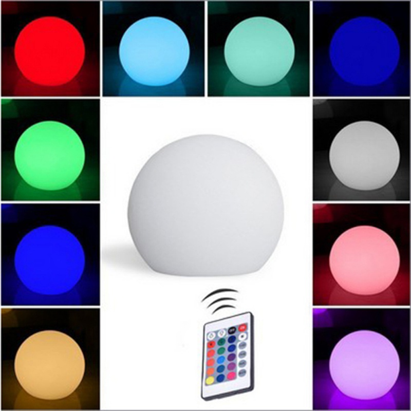 3D Print Moon Lamp Waterproof Color Change Remote Control Night Light Baby Night Light Christmas Home Decor christmas moon santa sleigh print waterproof fabric shower curtain