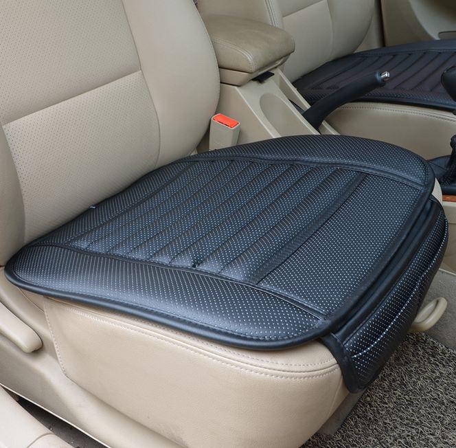 Avtomobil sürücüsü oturacaq yastığı Bamboo Kömür Avtomobil - Avtomobil daxili aksesuarları - Fotoqrafiya 4