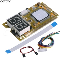 5 In 1 Notebook Diagnose Test Debug Post Card Karte Mini PCI I2C PCI E LPC