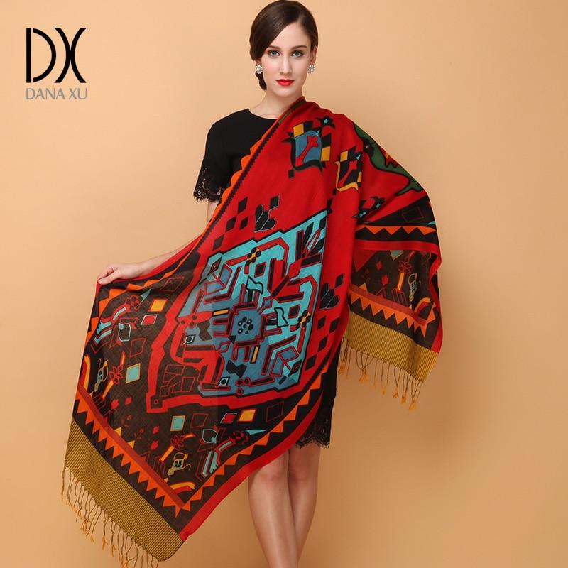 Fashion   Scarves   and Shawls Bandana   Scarf   Cashmere Plaid   Scarf   Women Muslim Hijab Pashmina Luxury Brand Women   Wrap   Face Shield