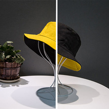 Fashion Soft Bucket Hat Men Outdoor Sports Hip Hop Cap Solid Both Side Women Summer Fishing Sun Panama For Man Newest Hats