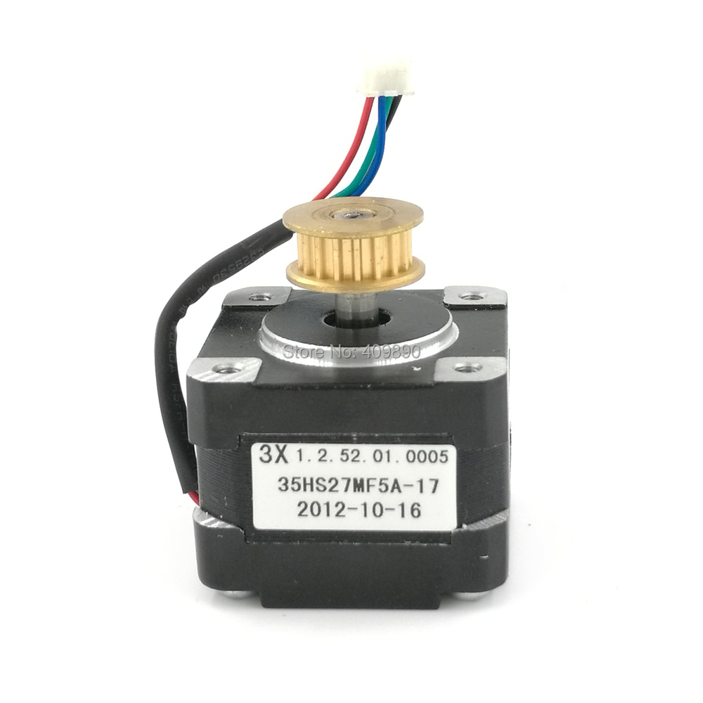 Buy 2 Phase 4 Wire 35 Stepper Motor For