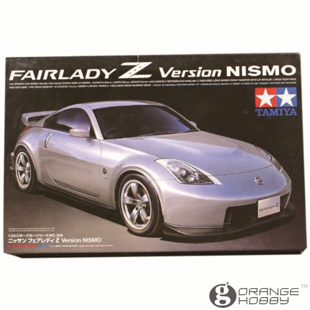 OHS Tamiya 24304 1/24 FairLady Z Version Nismo Scale Assembly Car Model Building Kits oh купить в Москве 2019