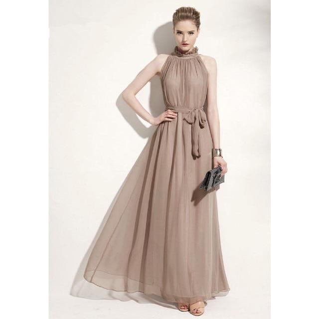 Maternity Chiffon Dresses for Pregnant Women 5