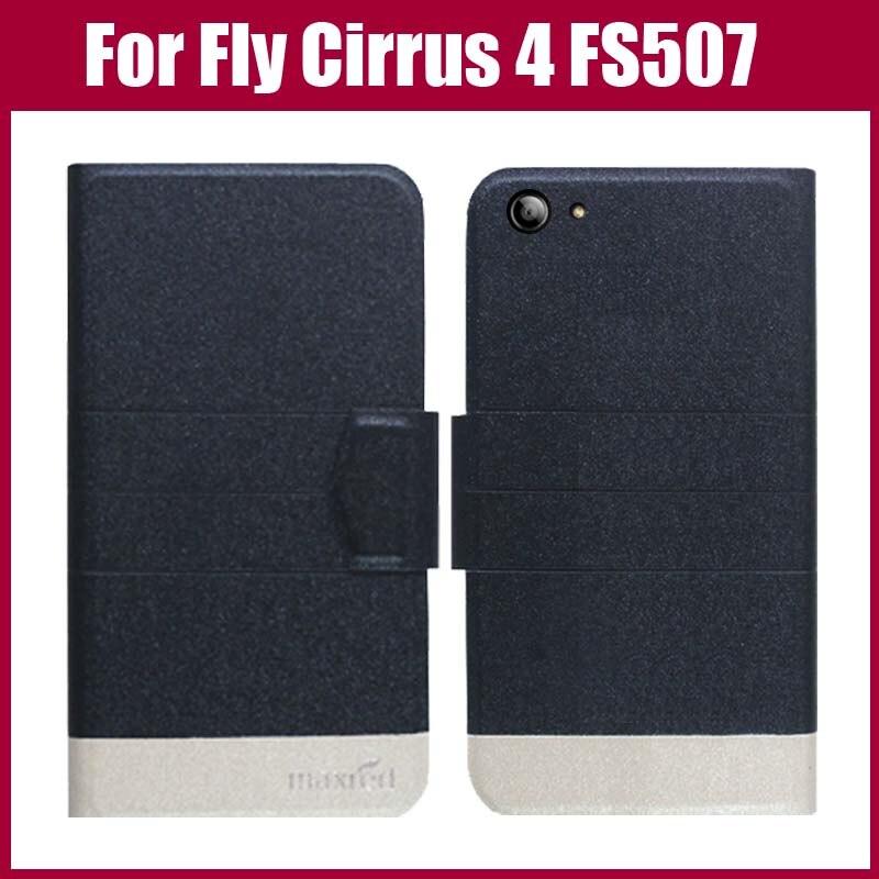 Husa Fly Cirrus 4 FS507 Noua Sosire 5 Culori Flip Fashion Flip Husă - Accesorii și piese pentru telefoane mobile
