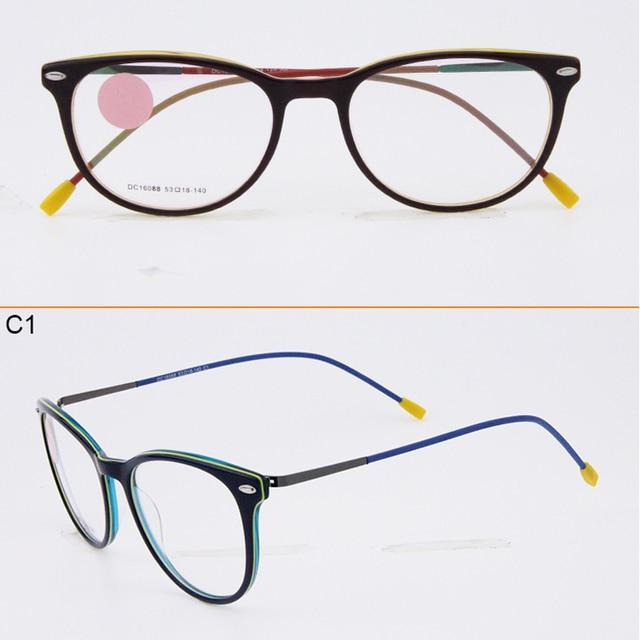 4e86dc54e5 Optical Frames Manufacturers in China Modern Design Acetate Brand Optical  Frame Ready Stock New Model Temple Eyewear Frame. Price