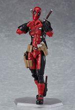 Deadpool BJD PVC Action Figure Model Toys