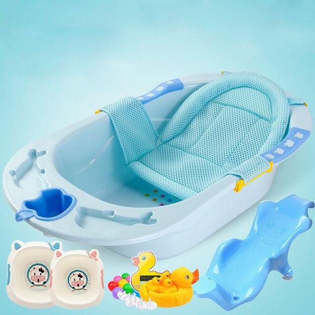 Moins Cher Offre Spéciale Bébé Baignoire Nouveau Né Infantile En