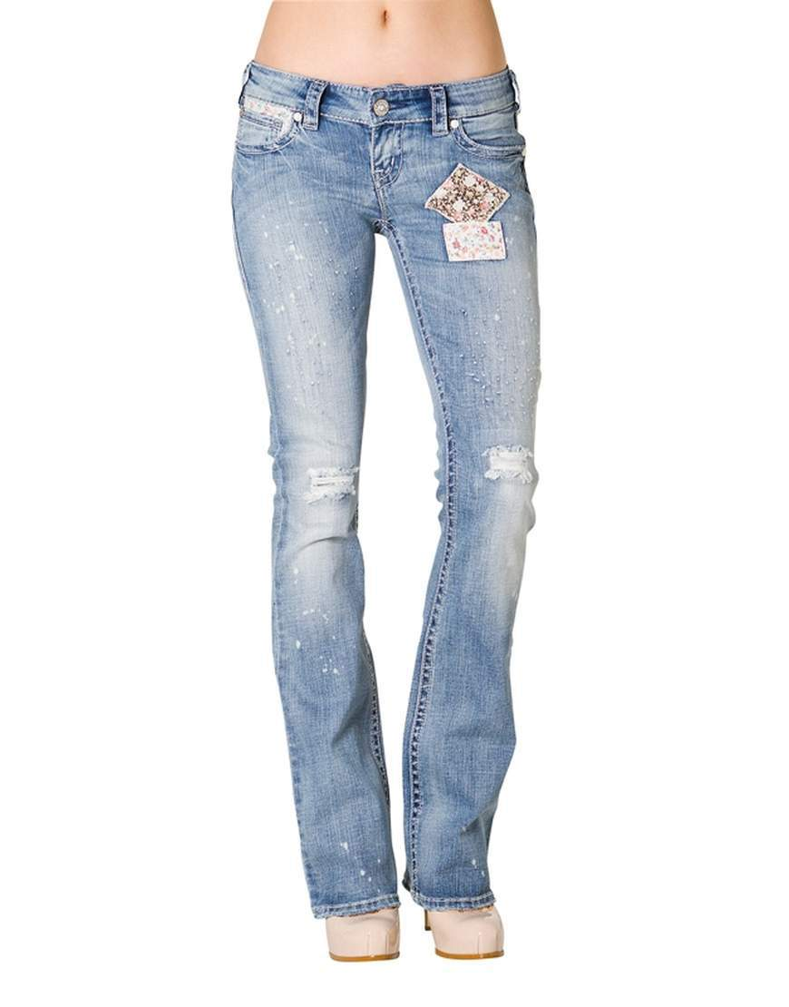 413e3d40 Silver Jeans 2014 KINGSTON RIPS&Tuesday Female/Ladies/Women Brand Jeans,Low  Waist Ripped Hole Denim Pants, Plus Size XXS 6XL-in Jeans from Women's  Clothing ...