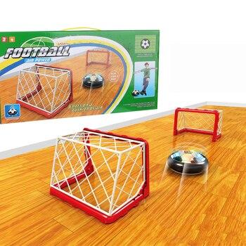 משחק עם דסקית ושערי כדורגל
