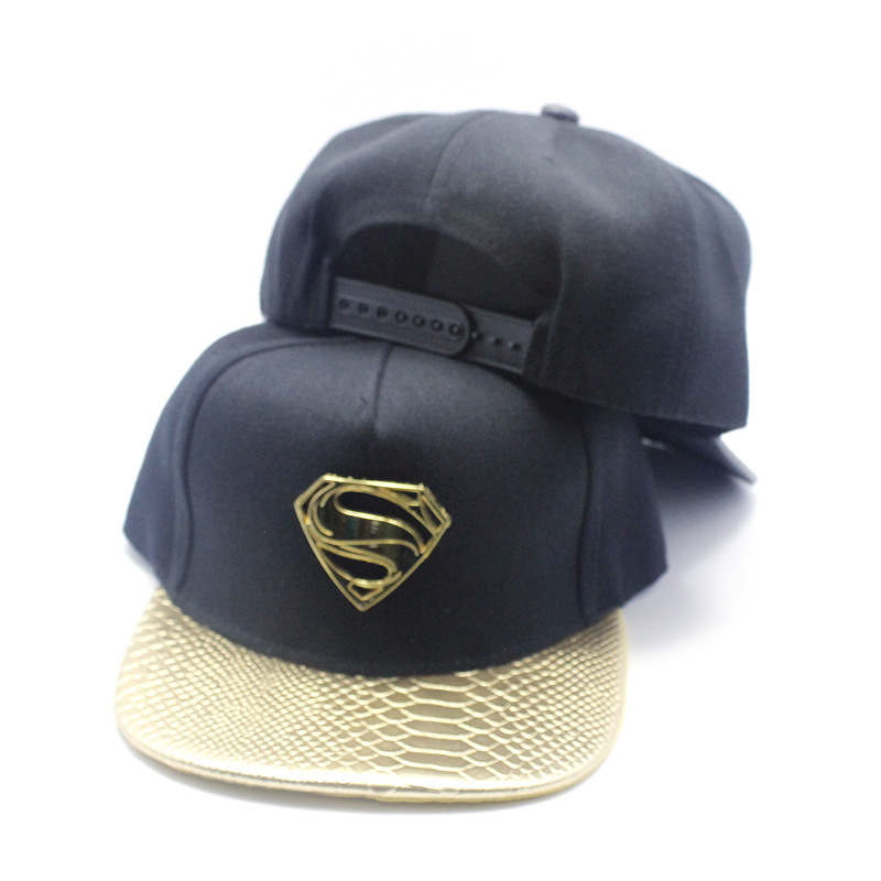 Superman Baseball Caps 2017 Hat Fashion Classic Superman Cap Men/women Sunhat Hip Hop Snapback Hats Baseball Cap Boys Girls Caps 1 pcs 2014 hit han edition baseball cap men and women fashion hats in summer 55 60cm 4 colors