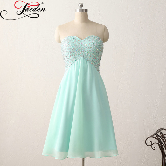 kleid pastell mint