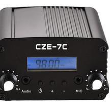 CZH-7C CZE-7C 1/7 Вт FM радио передатчик 76-108 МГц