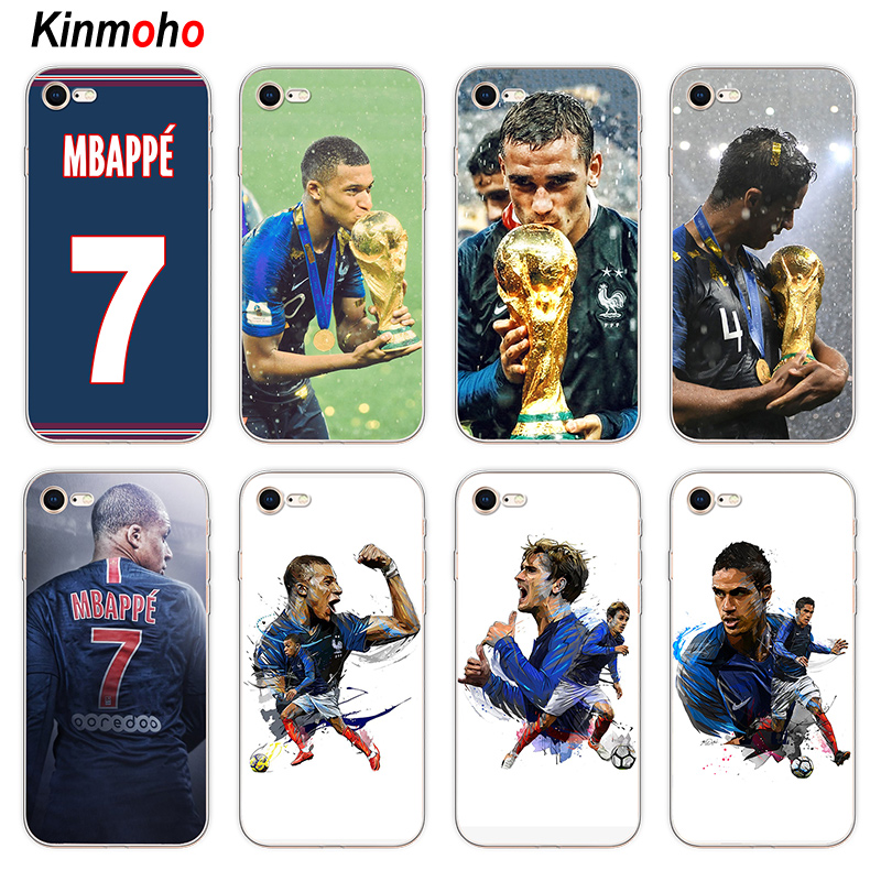coque iphone xr mbappe