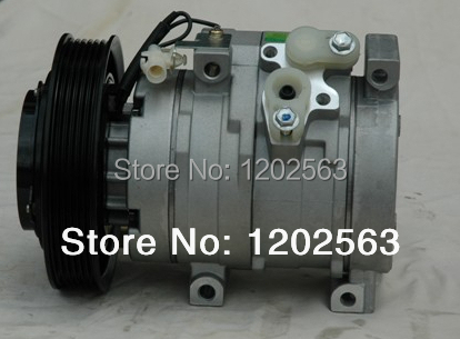 12 volt air conditioner ac compressor 10s15l for toyota altis16