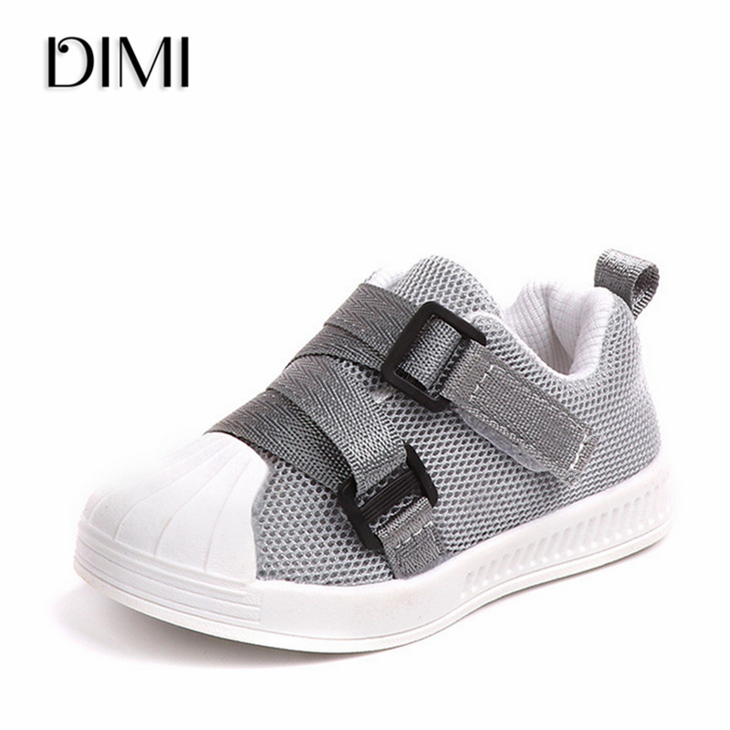 Hot 2019 Children's Shoes Spring Autumn Boys Girls Sneaker Fashion Comfortable Breathable High-Quality Anti-Slip Kid Sport Shoes