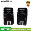 YONGNUO YN622NII YN-622N II ETTL Transmissor Transceptor Sem Fio Flash Gatilho para Nikon D800 D700 D600 D610 D750 D5200 Mais Novo