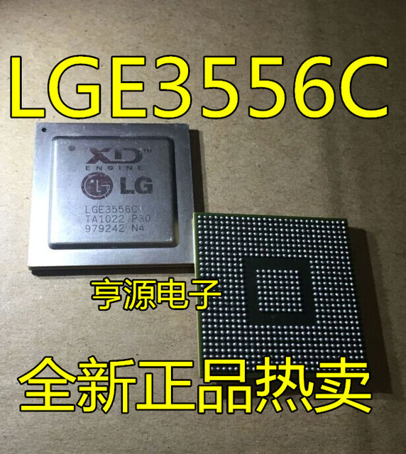 1pcs LGE3556 LGE3556C quality assurance HD LCD TV new hot chip