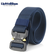 Military Style Canvas Belts For Men