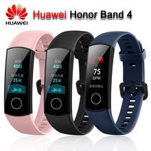 Original Huawei Honor Band 4 Smart watch Wristband Amoled Color 0.95