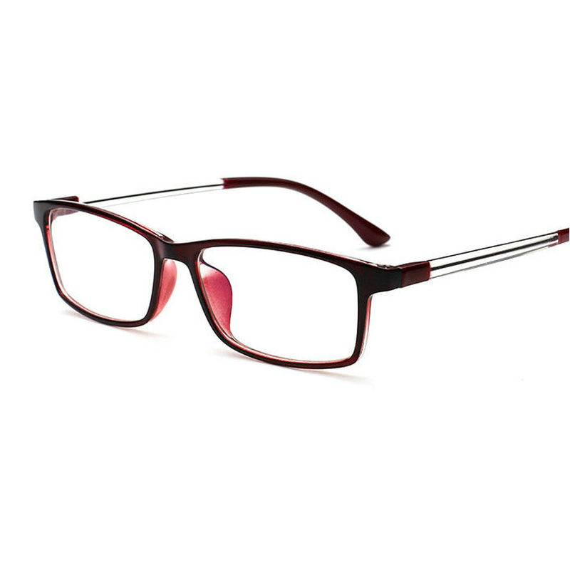 cda21d9ee66 TR90 material eyeglass frame small square old glasses frame JC015 progressive  multifocal reading glasses men and women JW