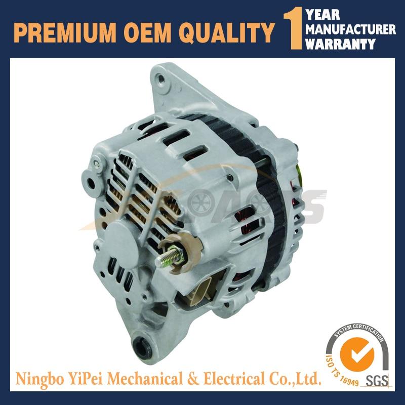 Mitsubishi lancer 2l generator hd 90amp 용 100% new alternator