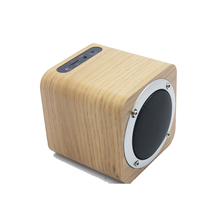 Portable Mini Bluetooth Speaker Wireless Super Bass Smart Speakers Handsfree With Mic FM Radio Support TF/SD Card
