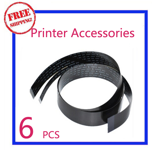 6PCS Flat ADF Scanner Cable for HP M1132 M1212 M1214 M1217 M1136 Scanner
