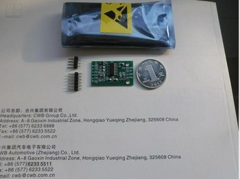 Goose electronic HX711 module weighing sensor 24 AD module pressure sensor AD module/SCM,DIY preferred for Arduino