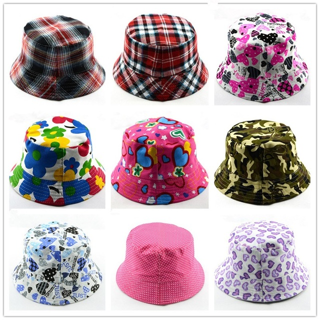 0c9d9522d909 Bnaturalwell Kids Bucket Hat Sewing Pattern Baby Infant Toddler ...