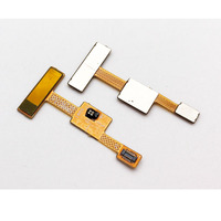 Tested Free Shipping Fingerprint Scanner Touch ID Home Return Button Key Flex Cable For Xiaomi Mi