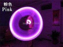 8Pcs/Lot SLONG Light New Up Toys LED light Nunchakus Glowing Fluorescent Bruce Lee Kongfu Nunchaku Sticks