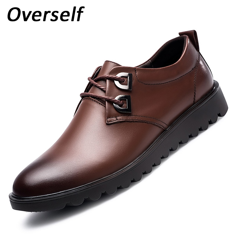 Mens Dress Business Leather Shoes Luxury Brand Men's Loafers Cow Genuine Leather Men Formal Loafers Moccasins Retro Brushed top quality crocodile grain black oxfords mens dress shoes genuine leather business shoes mens formal wedding shoes