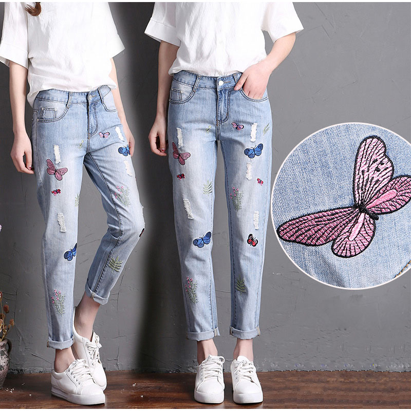 Bordados Jeans Sidra 6Xl 8