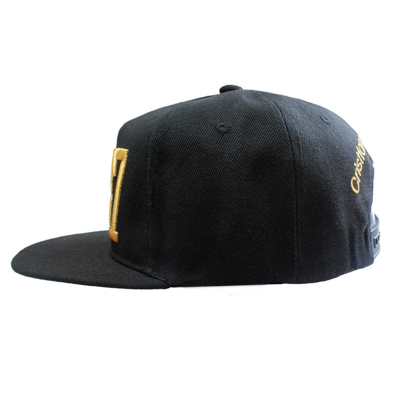 34216f3a55a ... Newest Style Cristiano Ronaldo CR7 Hats Baseball Caps Hip Hop Caps  Snapback Hats for Men Women ...