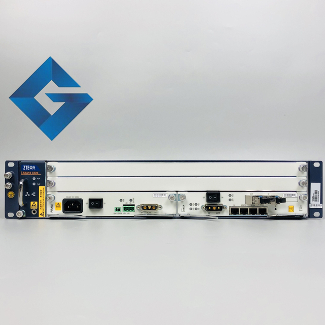 US $909 0 |Original ZTE ZXA10 C320 OLT, 1GE SMXA Card*1PCS with PRAM card,  AC+DC power supply, support GPON and EPON card-in Fiber Optic Equipments